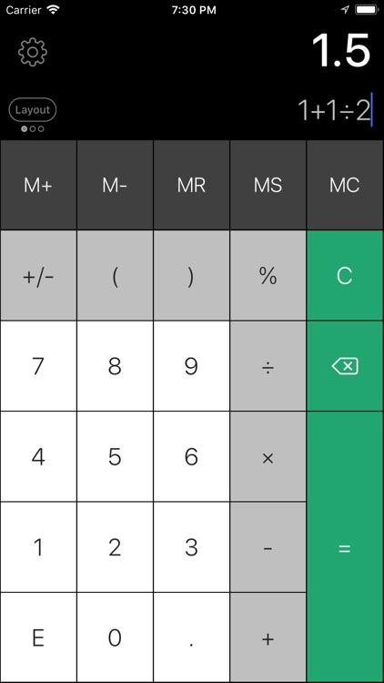 Calculator Pro Elite screenshot-3