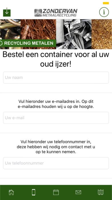 点击获取Zondervan Metaalrecycling