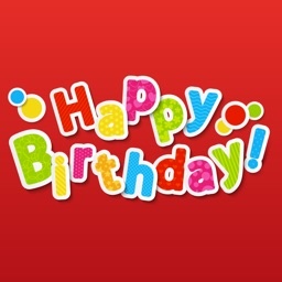 Happy Birthday Sticker HBD App