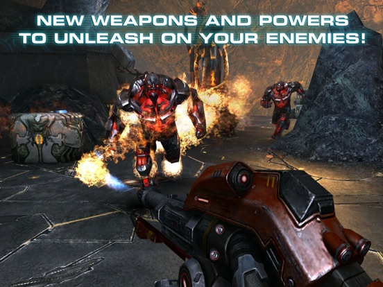 N.O.V.A. 3: Premium Edition Screenshots