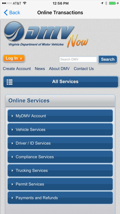 VirginiaDMV screenshot-1