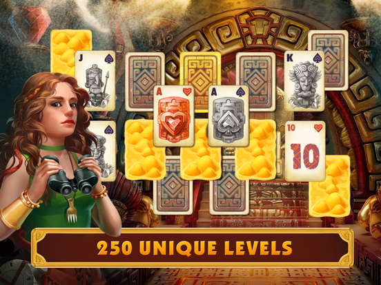 Solitaire Treasure of Time screenshot 9