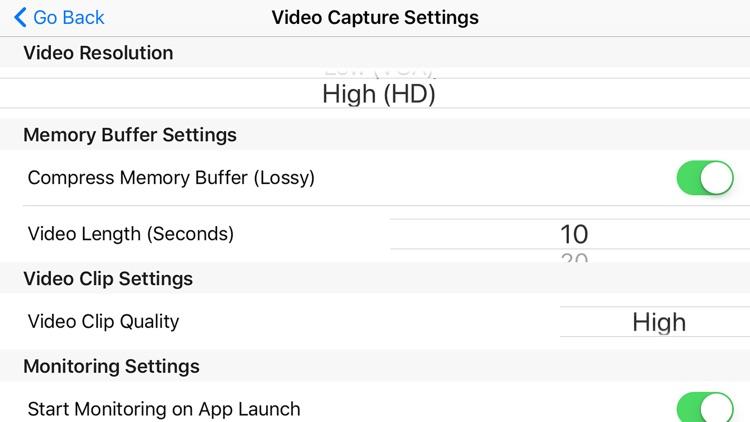 Smart Dashcam Pro screenshot-5