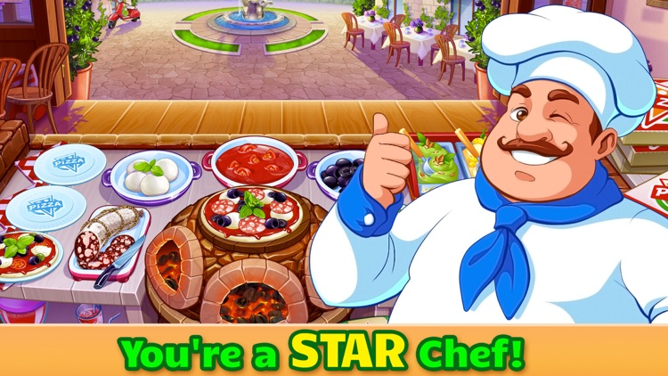 Cooking Craze - A Kitchen Game screenshot-3