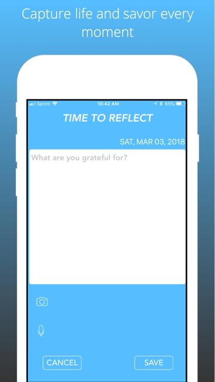 Simpler Gratitude Journal