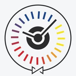 TimeSpotter Interval Timer