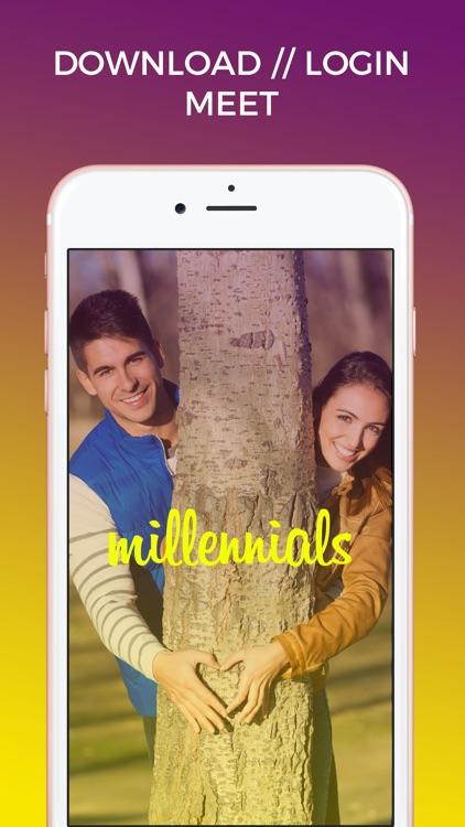 Millennials - Meet New People