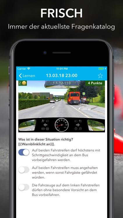 iTheorie Führerschein screenshot-3