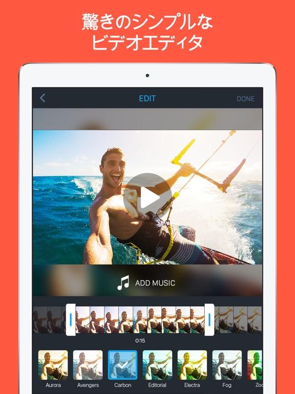 FLMX – 動画 編集、ムービー作成、ビデオ 加工のおすすめ画像1