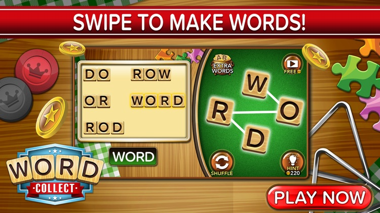 Word Collect: Word Games screenshot-0