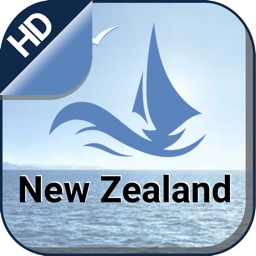 New Zealand GPS Nautical Chart