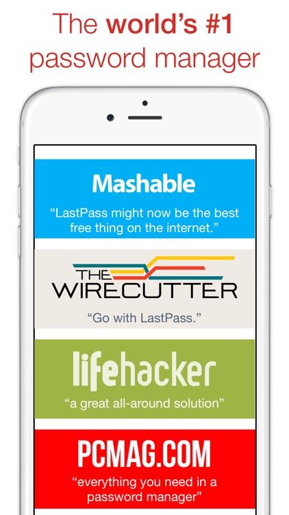 LastPass Password Manager screenshot-3