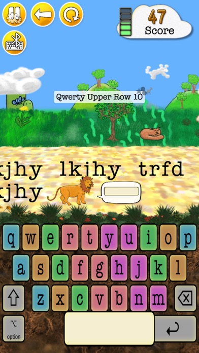 Animal Typing - Lite screenshot one