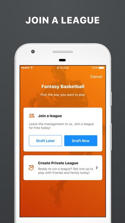 Yahoo Fantasy Football & more screenshot-3