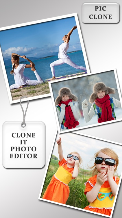 PicClone - Clone your photo