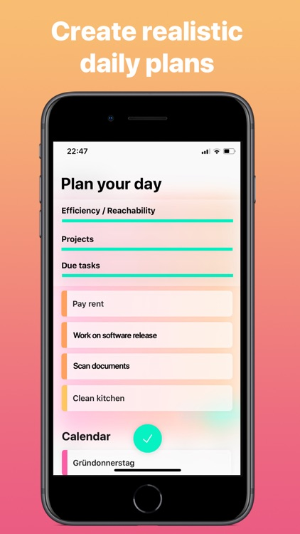 Planny - Daily To Do Planner screenshot-2