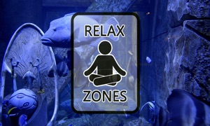 Underwater Fish Tank by Relax Zones