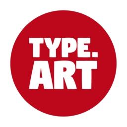 Type Art Animated text videos