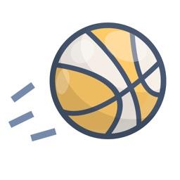 Throw Balls - Strange Basket