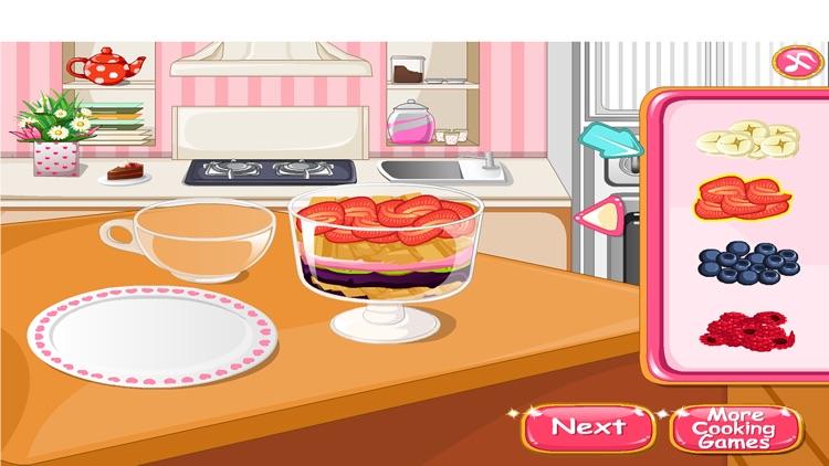 Cake Maker - Girls Games Baker screenshot-5