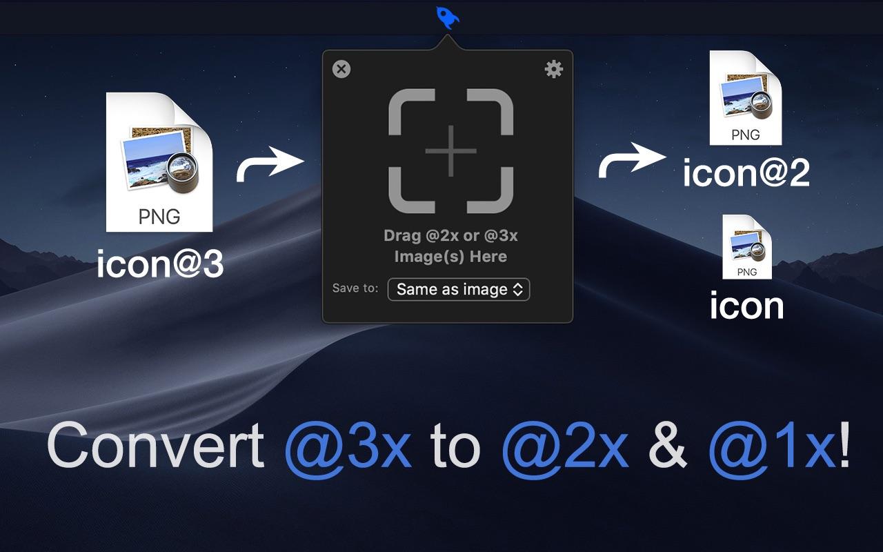 IconKit 10.1.2 Mac 破解版 图标快速生成工具