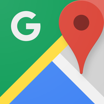 Google Maps app for iphone