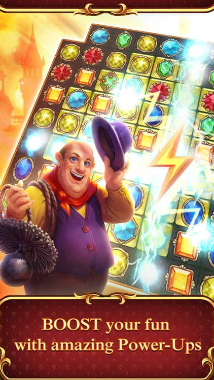 Clockmaker – Match3 Puzzle screenshot-2