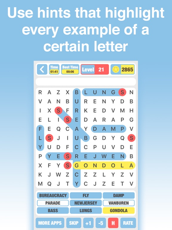 Word Hunt - Word Search Puzzle screenshot 8