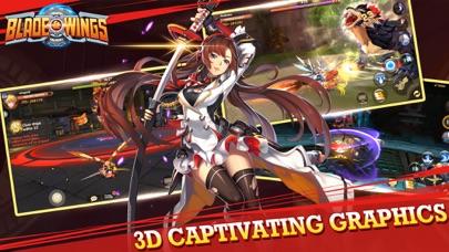 Blade & Wings: 3D Anime MMORPG