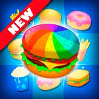 Codes for Match 3 Burger HD: Delicious Food Mania Hack