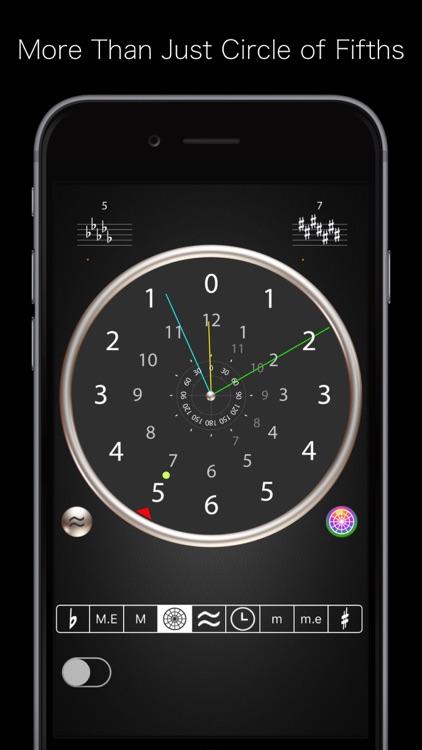 Circle of 5ths Master IV screenshot-3
