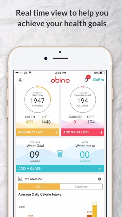 Obino Health Coach