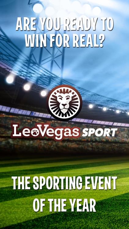 LeoVegas Sports Betting