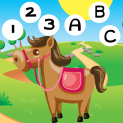 Adventure Game-Mix of Free Task-s For Kids: Spot and Find Prince-ss And Horse-s For Girl-s and Boy-s