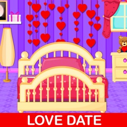 Princess Love Date Room Decor