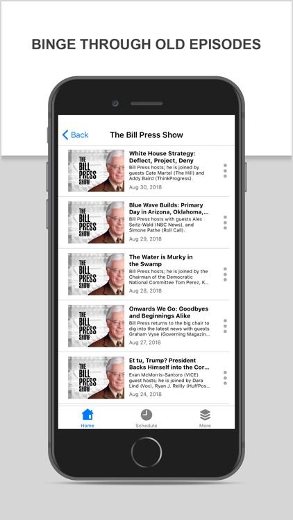 Political Voices Network screenshot-3