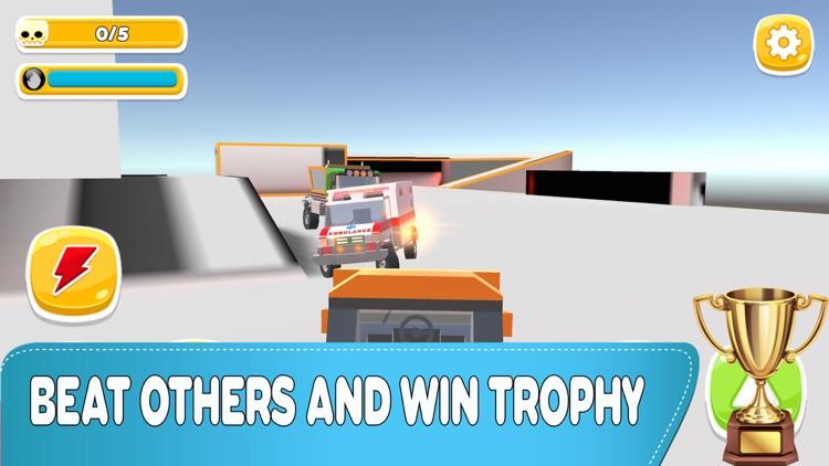 Toy Cars Racings Games screenshot-4