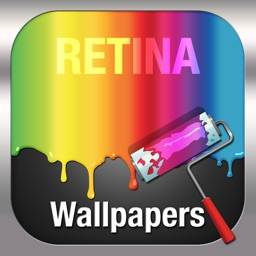 Retina Wallpapers Free  - HD Wallpaper for iPhone, iPod and iPad, customize and edit High Definition pictures and photos in iOS 7 and iOS 6, Lock and Home Screen Wallpapers optimized for Retina Display