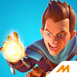 Tile Tactics: Clash of Heroes Arena Battle