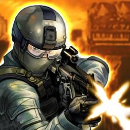 Shooting Game Warzone