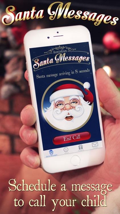 Santa Messages screenshot-3