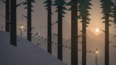 Screenshot for Alto's Adventure in Portugal App Store