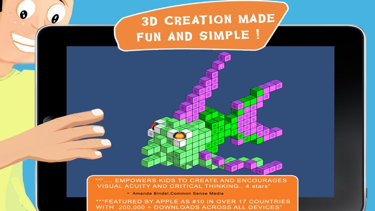 Blox 3D screenshot-0