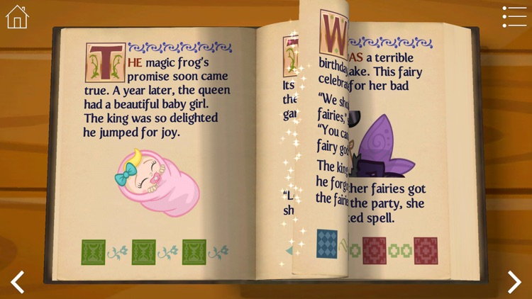 Grimm's Sleeping Beauty