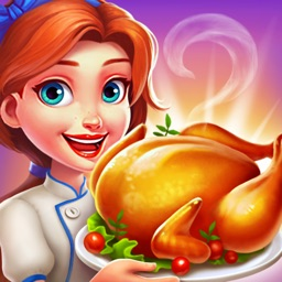 Cooking Joy Super Cooking Game
