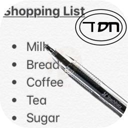 Shopping List (Synchronized)