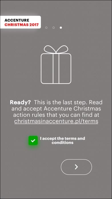 Accenture Happy Holidays 2018 screenshot 4