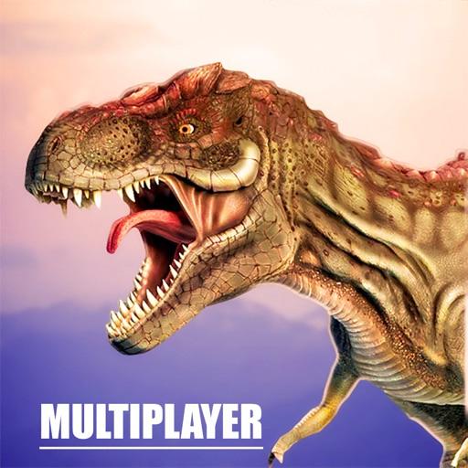 Dinosaur Multiplayer - RPG iOS App