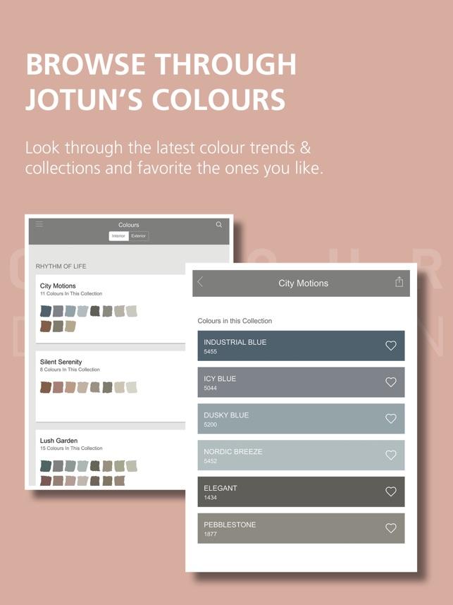 Jotun ColourDesign on the App Store