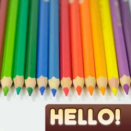 Hello Color Pencil